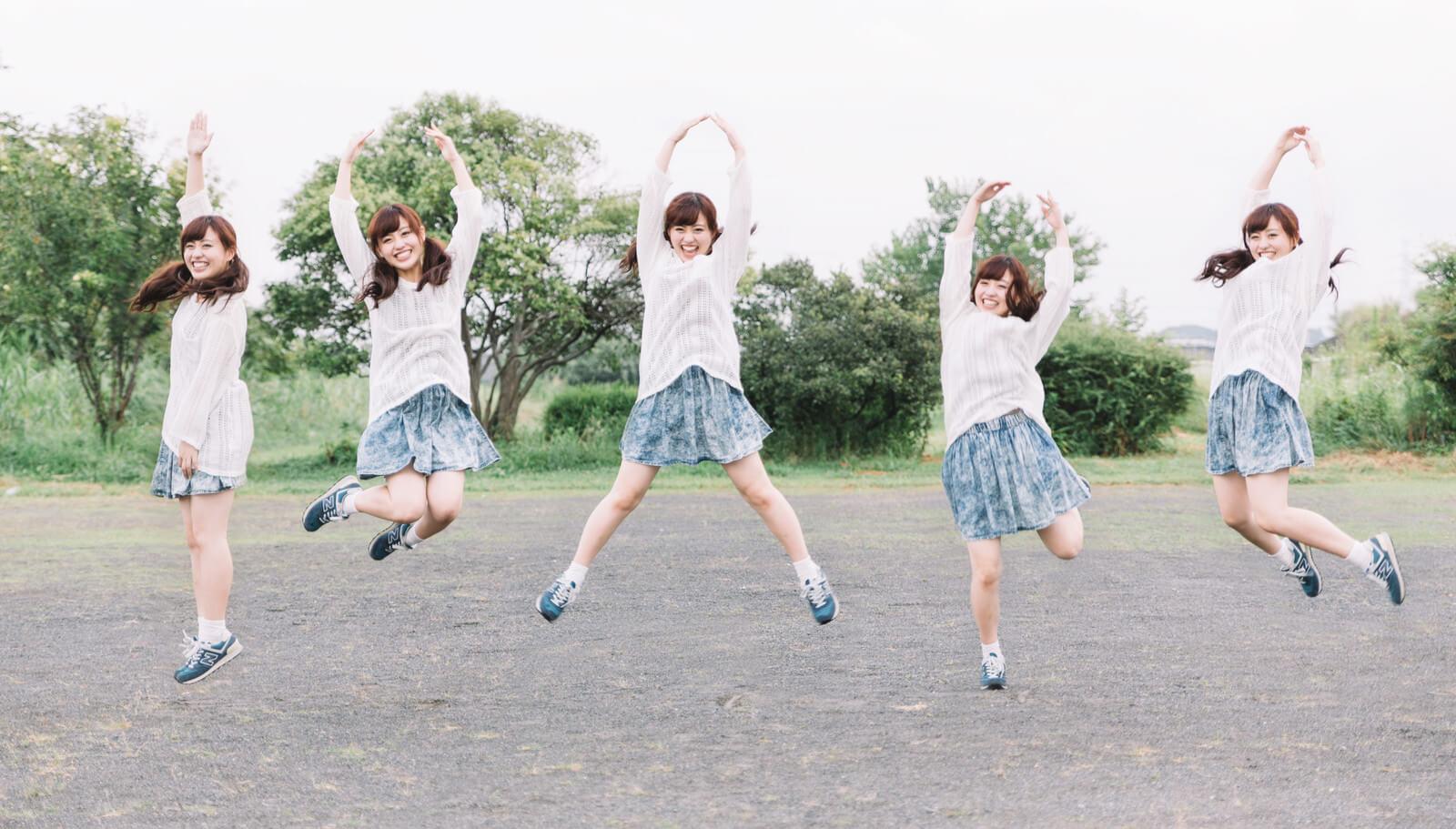 【万博ダンス】バブリーダンスで有名な登美丘高校が今度はコレッ!