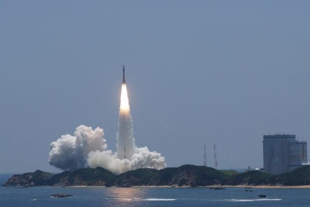 H2Aロケット38号機打ち上げ成功:事実上の偵察衛星か