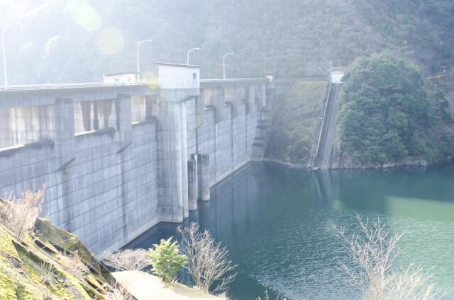 県営荒瀬ダム:国内初!ダム解体作業完了
