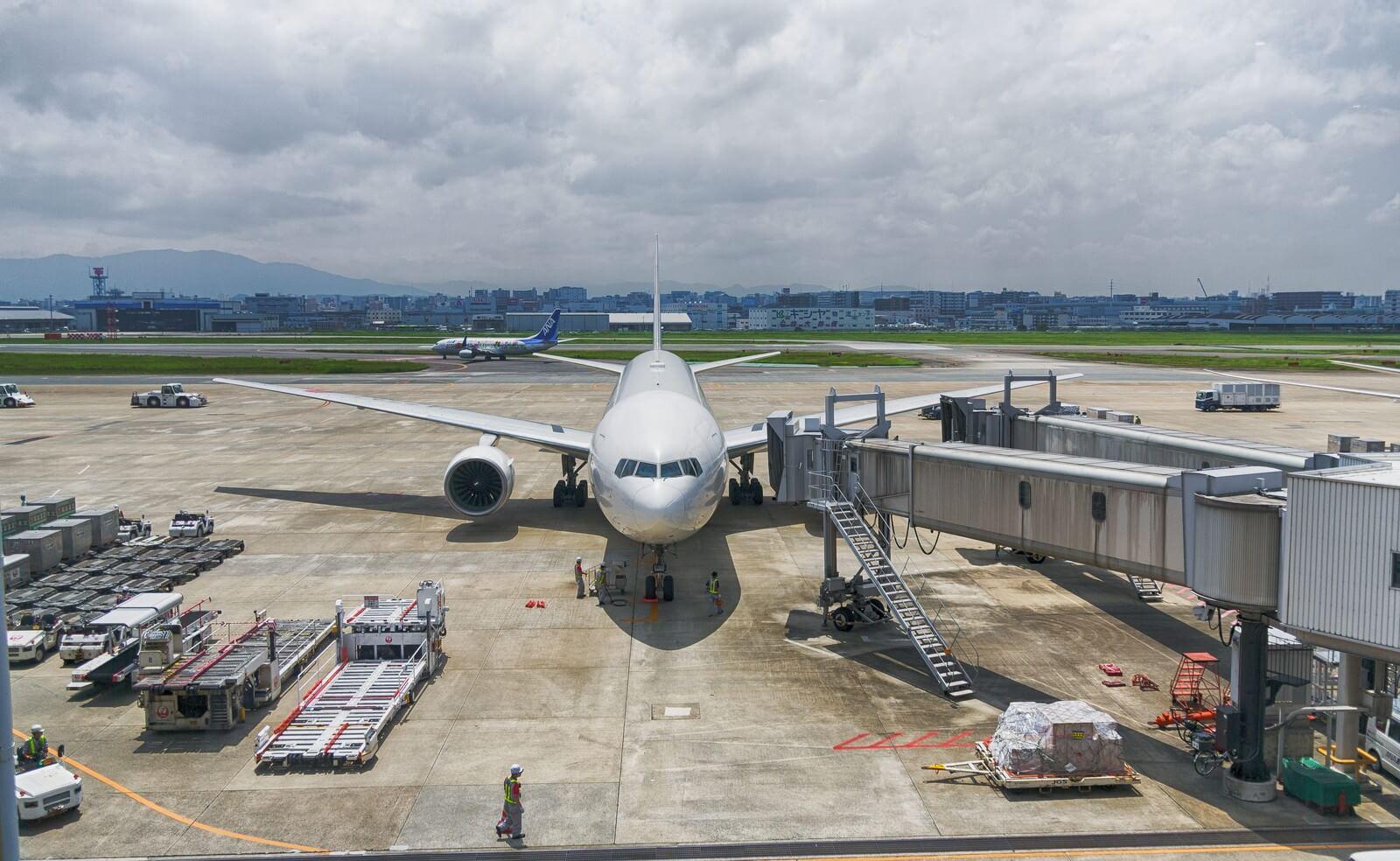 【恐怖】全日空系エアージャパン機内に白い煙が充満し乗客パニック!