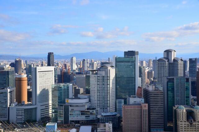 大阪で震度6弱の地震発生!今後の情報に注意してください