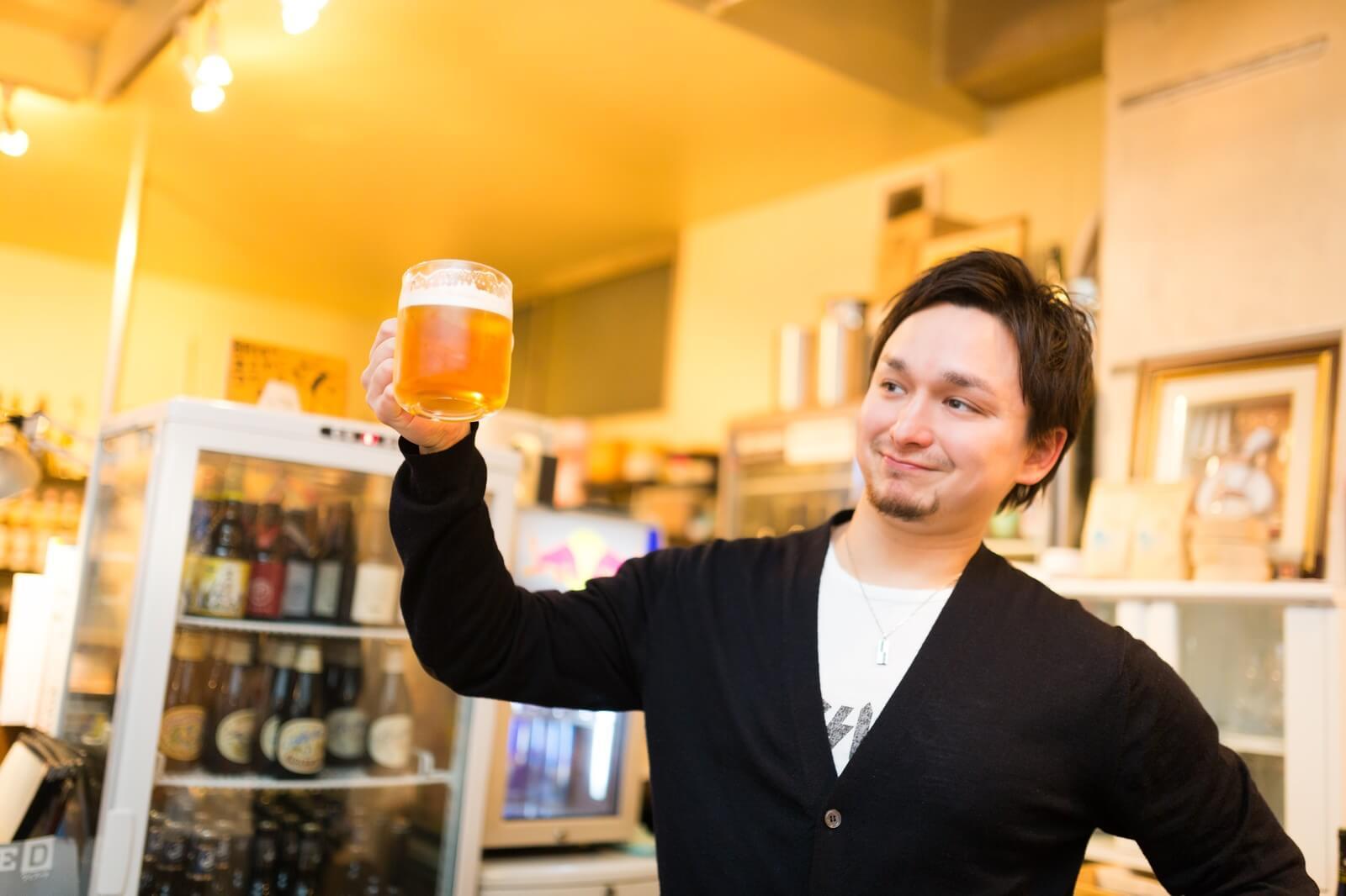 【ビールを飲み過ぎると太る?】いいえ、そんなコトないんです!