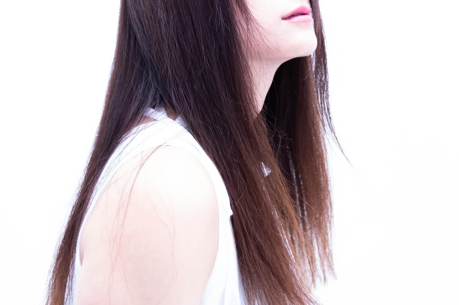 医療用ウィッグを作るために必要な髪の長さは30cm以上です!